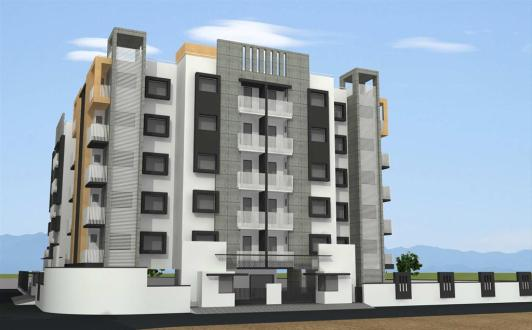 1 – 2 – 3 BHK Luxurious Flats in Rajkot Gujarat at Jamnagar Road