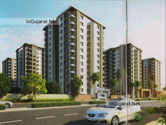 15 Vasupujya Pavilions Life beyond Imagination Premium & Commercial 2-3 BHK Flats in Jahangirabad Surat Gujarat