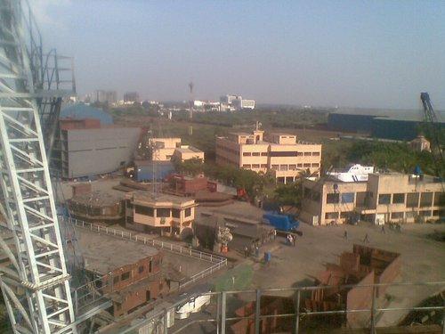 ABG Shipyard Company in Surat