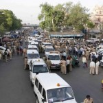 Ahmedabad City Police Commissioner Check Final Security for Ahmedabad Jagannath Rath Yatra 2014
