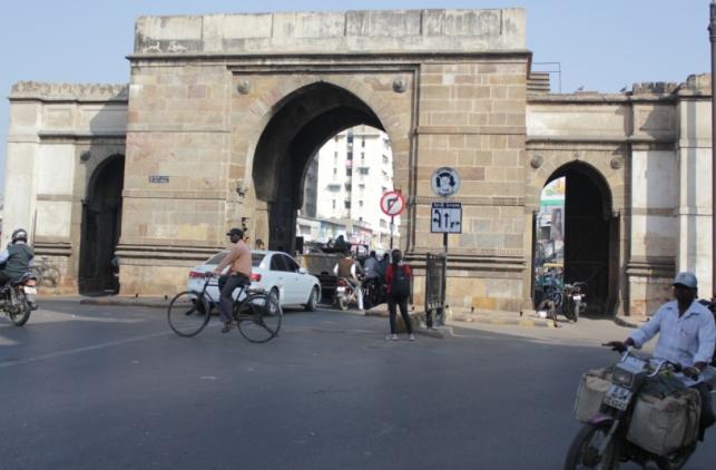 Delhi Darwaja in Ahmedabad