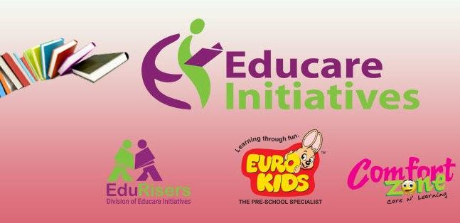 Educare Initiatives Pvt Ltd Ahmedabad - Eurokids Play School Centre in Ahmedabad