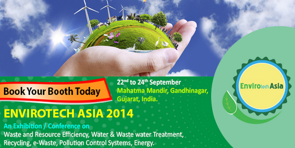 Envirotech Asia 2014 Exhibition in Ahmedabad by Radeecal Communications