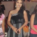 Famous Gujarati Movie Actress Pragati Ahir Photos from 31st Night Party Celebration at Surbhi Events RAJKOT