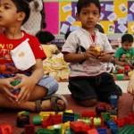 Innocent World Pre School & Hobby Center in Rajkot – Playhouse Nursery LKG HKG