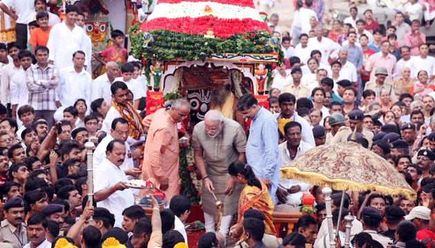 Jaganath Puri Rath Yatra Schedule 2014 Dates in Ahmadabad