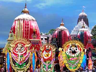 Jagannath Puri Rath Yatra 2014 in Rajkot