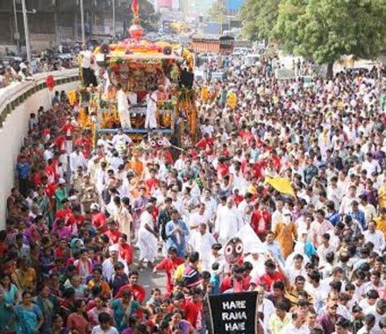 Jagannath Rath Yatra in Surat Gujarat