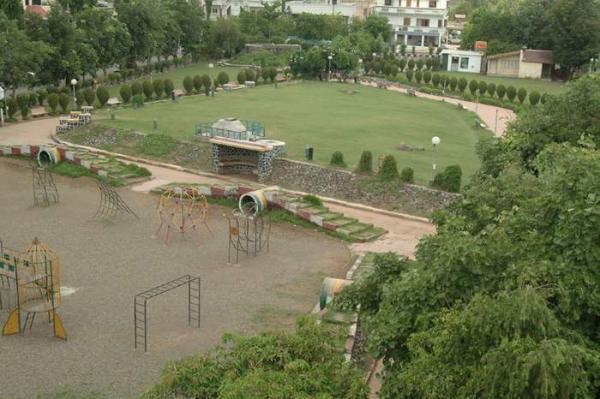 Jawaharlal Nehru Garden in Surat