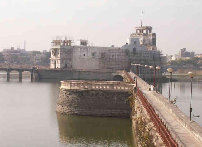 Lakhota Palace in Jamnagar Gujarat
