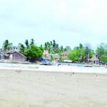 Nargol Beach in Surat Gujarat India