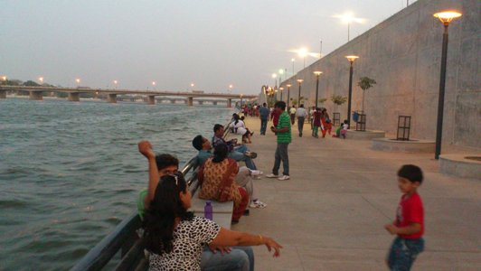 Sabarmati River Aarti and Poojan Program will organize at Sabarmati River Front on 137th Jagannath Rath Yatra in Ahmedabad Gujarat