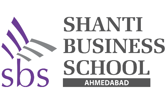 Shanti Business School in Ahmedabad Gujarat India