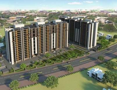 Shlok Exotica 3 BHK Apartments at South Bopal Ahmedabad