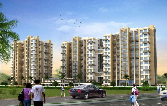Shree Hari Blessing 2 BHK And 3 BHK Luxurious Apartments Flat for Sale at Chandkheda Ahmedabad
