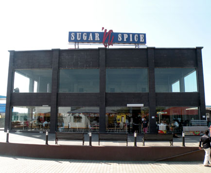 Sugar N Spice Pastry Shop in Ghoddod Road Surat Gujarat