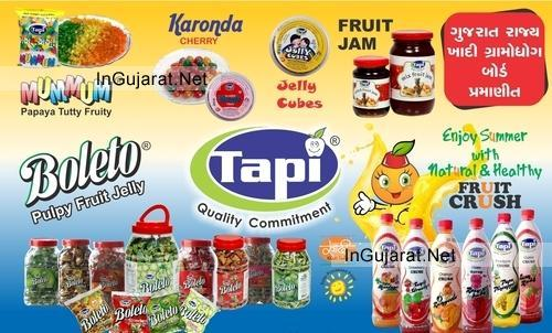 Tapi Food Products in Surat - Food Products Manufacturers  Supplier Surat Gujarat India