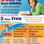 UCMAS Mental Arithmetic in Vadodara – FREE Abacus Training Camp