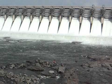Ukai Dam in Surat Gujarat  Information - Details History of Ukai Dam