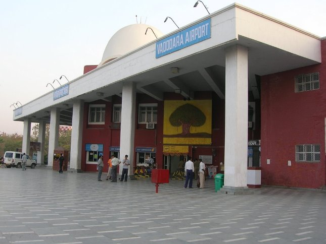 Vadodara Airport Information Contact Details - Baroda Airport Contact Details