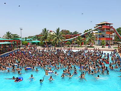 Water Fun Park in Surat - Chhab Chhaba Chhab Water Park in Surat Gujarat - Entry Fees - Ticket Price - Details