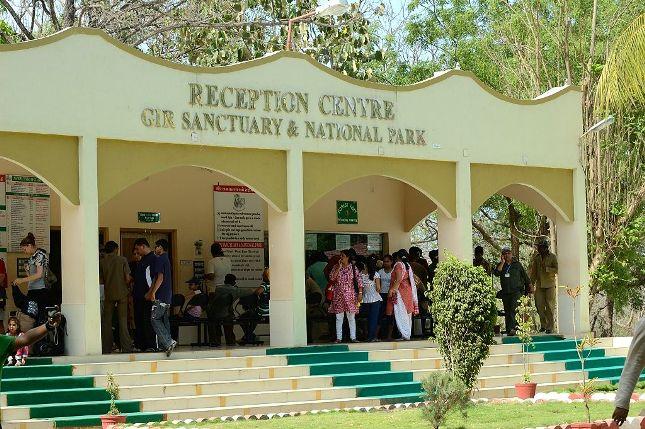 When Dose Gir National Park Open