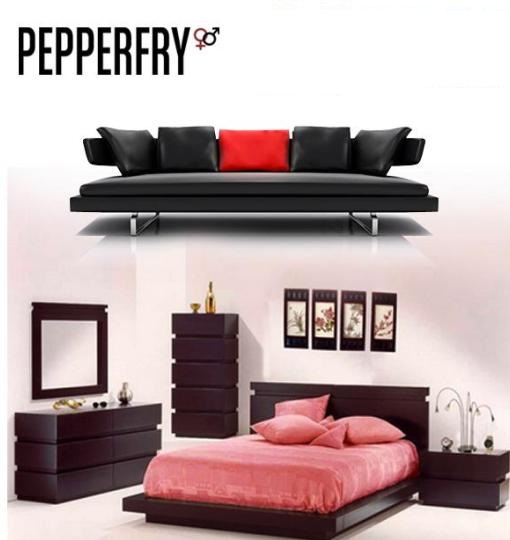 pepperfry offers Extra Discount on Furniture with FREE Installation and Easy EMI Facilities