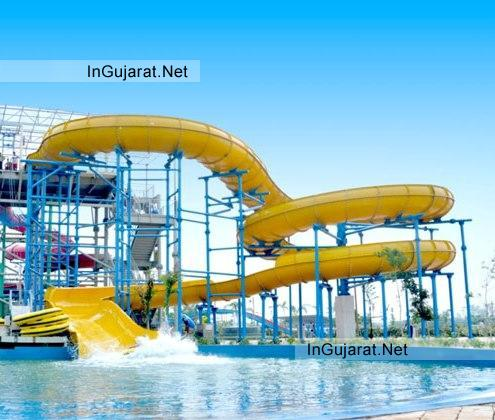 Accident in Water Park - Recently One Died in Water Park Accident at Gujarat India