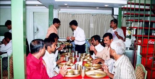 Adingo Temple of Taste Restaurant in Rajkot Gujarat