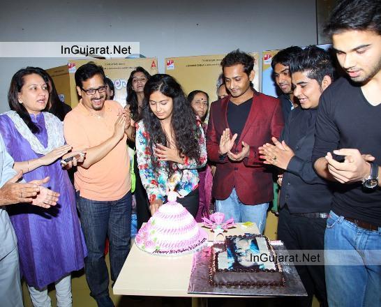 Avika Gor Birthday Celebration Images 2014
