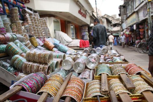 Bangdi Bazaar in Rajkot Gujarat