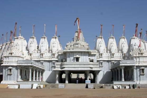 Bhadreshwar Jain Temple in Kutch City