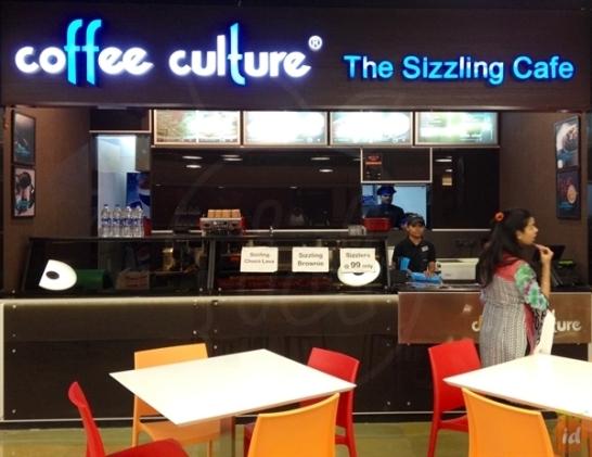 Coffee Culture the Ristorante Lounge in Surat Gujarat