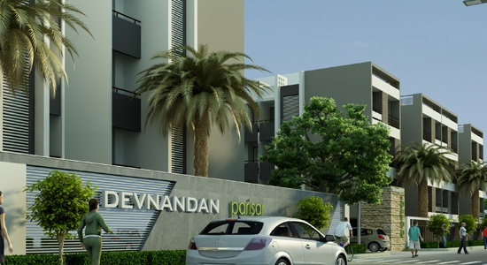 Devnandan Parisar Adalaj - 2 BHK Apartments at Adalaj Ahmedabad by Devnandan Builders Pvt Ltd