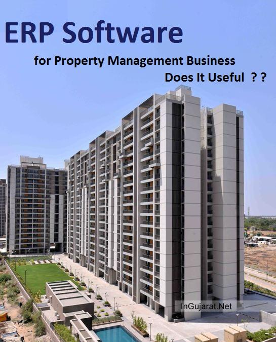 ERP Software for Real Estate Company and Property Management Business - Does It Useful