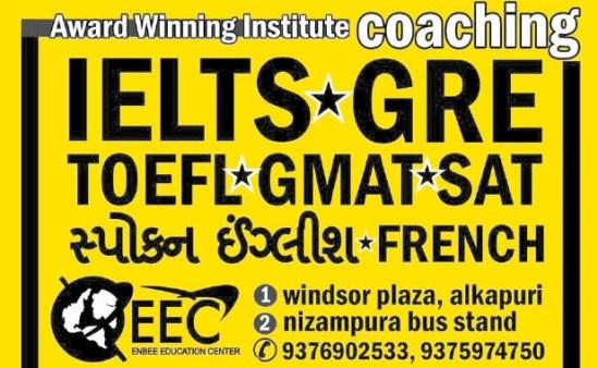 Enbee Education Centers in Vadodara Gujarat - EEC at Baroda