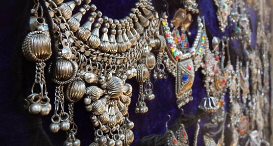Famous Kutchi Ornaments worn  by Gujarati Woman in Kutch