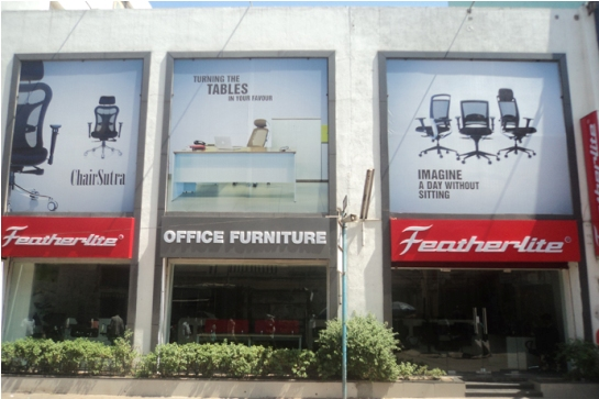 Featherlite Collections Chairs Manufacturing and marketing Ahmedabad Rajkot - Address - Contact Number