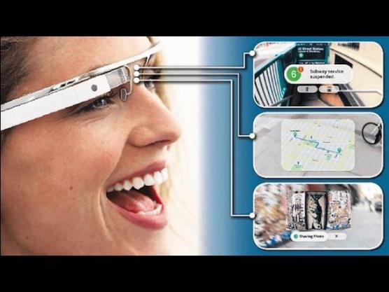 Google Glass Wearable Technology Now to steal your Password