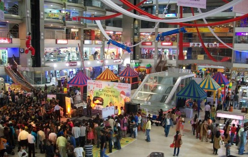 Himalaya Mega Mall in Bhavnagar Gujarat