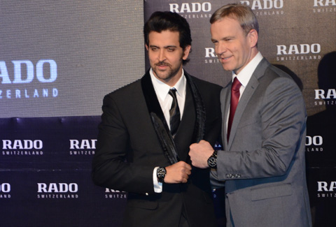 Hrithik Roshan is Brand Ambassador of Which Watch Company