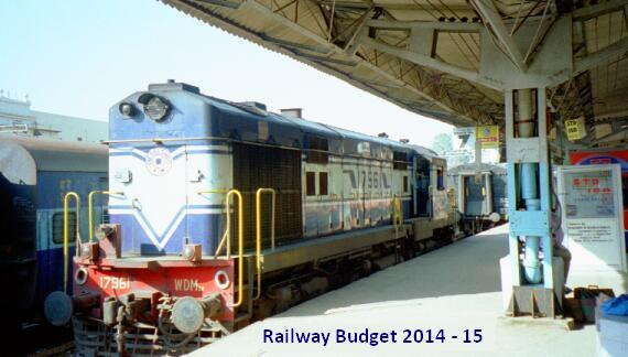 Indian Railway Budget 2014 15 Date and Details and Information