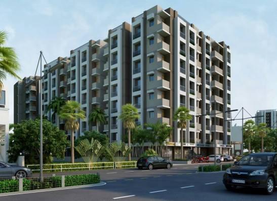 Jagdamba Homes Ahmedabad Tragad  by Shri Managalmurti Developers