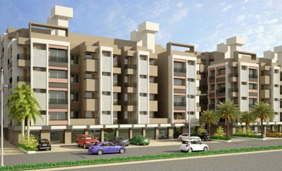 KB Royal Homes Ahmedabad - 2 BHK Flats & Shops at Chandkheda Ahmedabad
