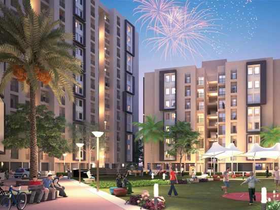Laxmi Nivas Ahmedabad - 1 BHK  2 BHK Luxurious Apartments at Narol Ahmedabad