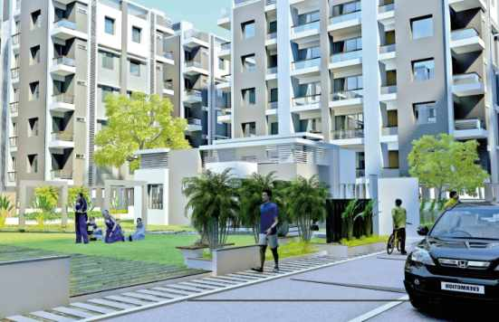Laxmi Villa 2 Ahmedabad - 2 BHK  3 BHK Apartments at Naroda Ahmedabad by Laxmi Buildcon