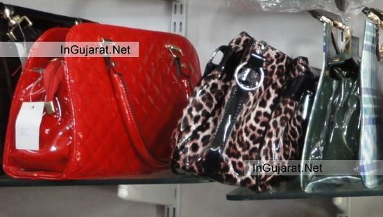 Leopard Animal Print Purse Ladies Bag India