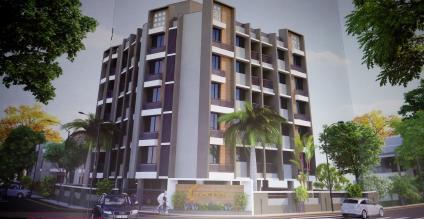 Madhav City Ahmedabad 2 BHK Flats at Paldi Ahmedabad