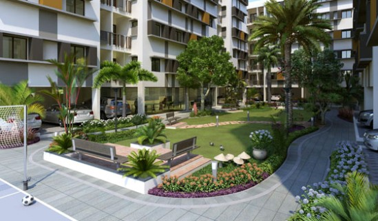 Merlin Sparsh Ahmedabad - 3 BHK Flats  Shops at Narol Ahmedabad by Merlin Group