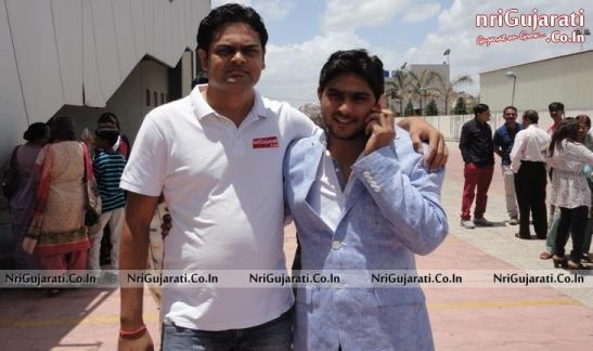 Mihir Patel and Rajesh Radadiya